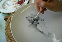 I ❤️ porcelain painting