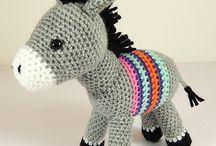 Donkey crafts