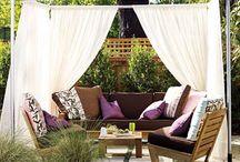 Balcony Ideas / by Karen Hackett