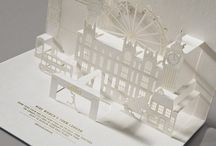 Kirigami / Papercut Love / by Cosas Molonas