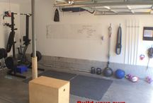 Home or Small Space Gym