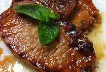 Dinnertime: Pork