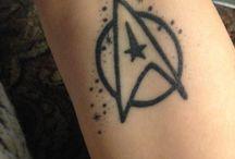 star trek tattoo