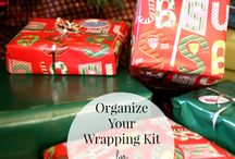 Gift Wrapping / Gift wrapping ideas to make you gifts extra special - bows, paper, accessories and fun quirky ideas