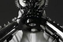 Cyberpunk/Post-Apocalyptic