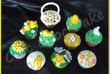 Mes réalisations pour Pâques / Ici, vous trouverez les photos de mes réalisations autour du thème de Pâques.