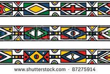 African Designs/Motifs.