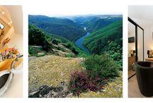 Vallée du Lot au coeur de La Lozère / En bordure du Lot L'Hôtel Les 2 Rives Offre un accès et une proximité direct à la vallée du Lot # vallée du Lot #séjour hôtel les 2 rives Vallée du Lot
