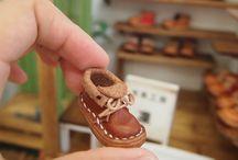 ミニチュア靴