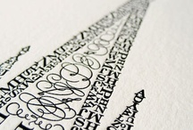 Letterpress Loveliness / by Hijiri Shepherd
