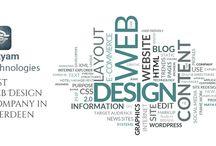 Best Web Design Company in Aberdeen