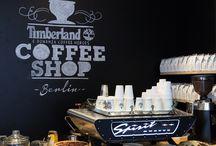 Coffee shop / coworking