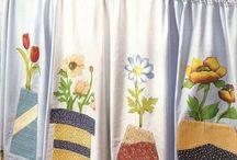 cortinas de cozinha