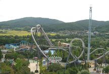Thrilling Rollercoaster Rides  / by Jonny Ross