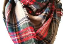 NEW! Blanket Scarves / Super soft & cozy. Vegan & animal friendly. Available in 6 different colors & patterns. / by MBeze®