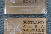 Saltire Awards 2016 / Some highlights from the Saltire Society Awards 2016, where we were crownd Scottish Publisher of the Year 2016.