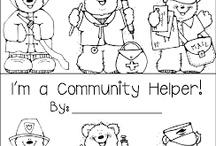Teaching: People who help us