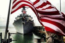 Navy / by Jennifer Lamb