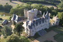Le Château / Chateau de la Flocellière en Vendée