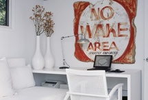 HOME: Office / Inspiration for my new officespace / by `a casarella