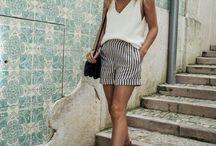 Short alfaiataria - Looks