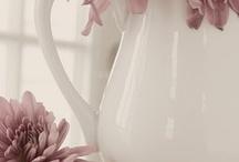 White & Ecru Inspiration / by Kellie P
