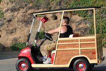 golf cart food truck coffee