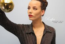 December Lookbook / Our Holiday Lookbook  / by Rafia Jewelry