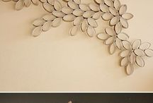 DIY and room decor / DIY and room ideas and creations to do it yourself