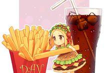 chibi and manga/anime ®