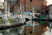 A small beautiful city called Padua or HOME / A beautiful medieval and small town in the north of Italy: Padua. A 20 minutes from Venice, here you can find the biggest square in EU.