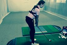 Golf training