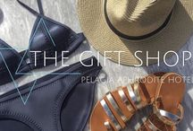 The Gift Shop / Perfect summer essential lightweight gift ideas for your loved ones and yourself. From pestemal beach towels to leather man-made sandals.
