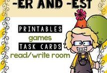 language arts / problem solving tips on learning english