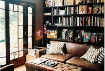 Library / by Chandler Elizabeth