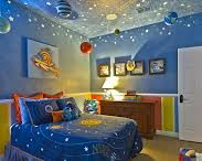 Bedroom Ideas | Girls | Boys / Bedroom | Room themes, decor and storage ideas for kids and teens