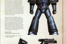 Warhammer story