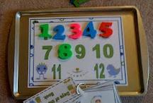 Preschool Activities / by Caren Thompson
