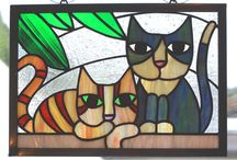 vitray örnekleri / vitray ve mozaık