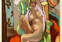 Henri Matisse / Werken op papier door Henri Matisse
