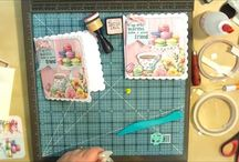 ScrapBerry's Projects / Things made using ScrapBerry's Paper collections and embellishments