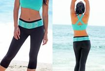 Fitness Apparel & Gear  / by Mamavation Sistahood