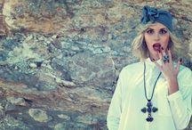 Tocados Marta Bonaque / Tocados,turbantes,coronas,sombreros.....hechos a mano