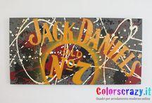 Quadri Jack Daniel's / Quadri Moderni