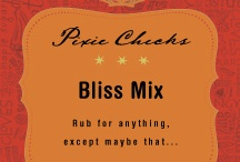 Pixie Chicks Spices / Eleven + blends of preservative-free, gluten-free herbs and spices, as well as 8  + fusion salts, made with love and packaged with a little bit of cheeky humor, just for good measure! Hailing from Victoria, BC. Labels and branding by www.thumbnailbranding.com