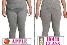 Apple Body Shapes