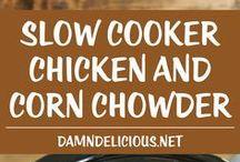 slow cooker recepies