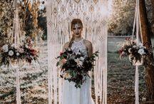 Wedding x Macrame