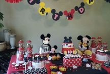 Mickey Mouse Party Ideas and Printables