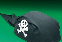 Pirate party ahoy! / Pirate party supplies for pirates of all ages!